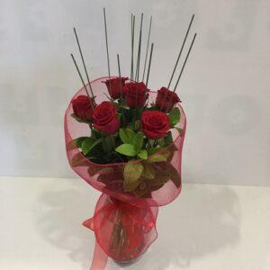 6-red-rose-vase