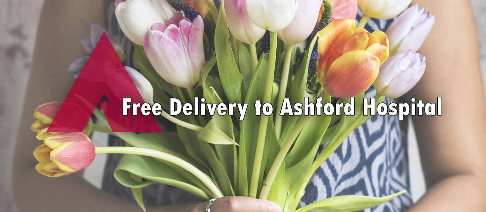 Flower Delivery To Ashford Hospital Pretty Petals