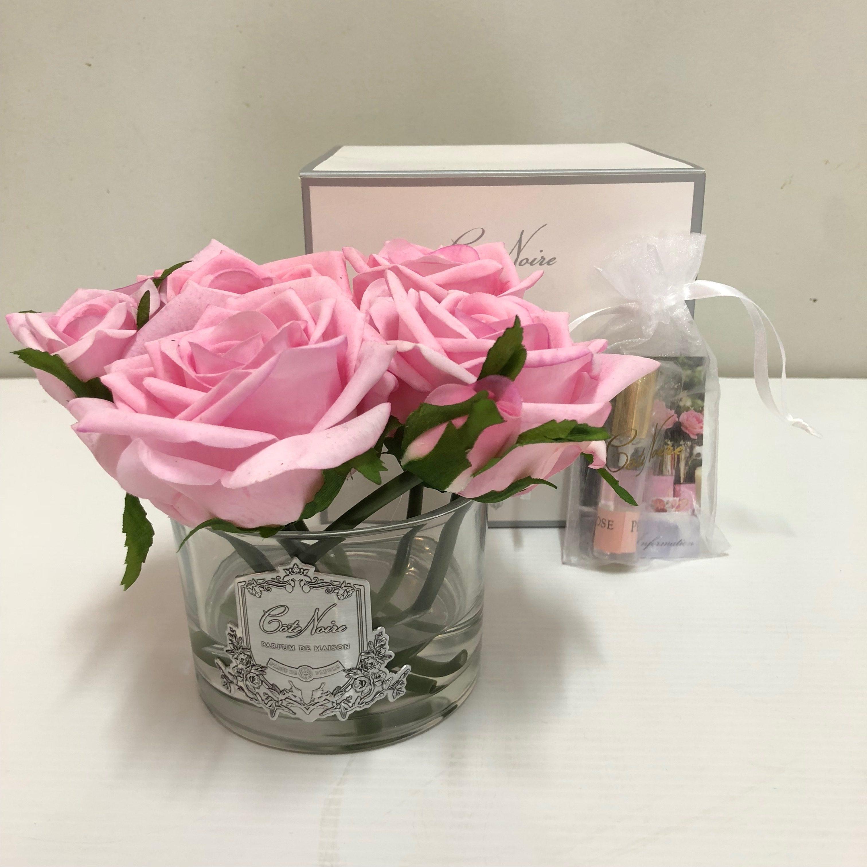 Cote Noir Pale Pink Rose Pretty Petals